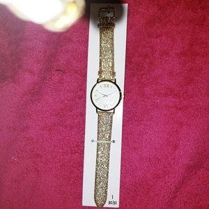 Accessories - Cute glitter watch